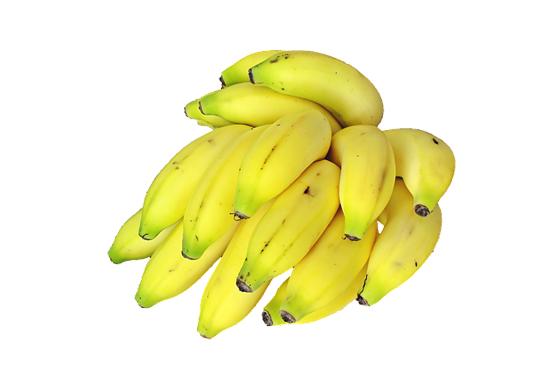 Banán, geniální ovoce ve zdraví i nemoci