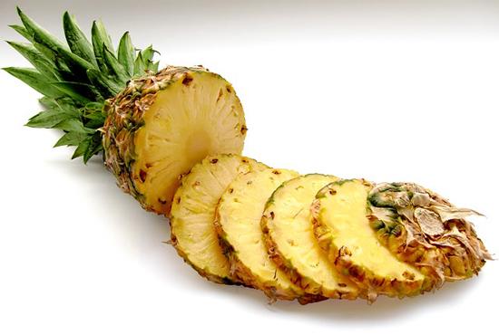 Zdravý jídelníček: Ananas