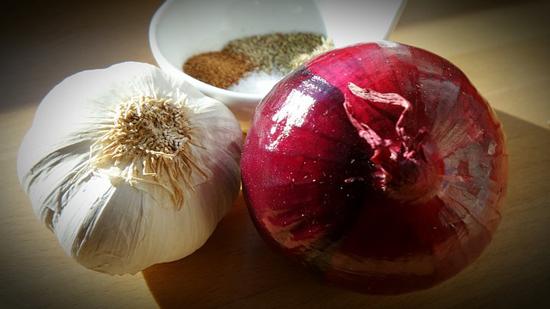 Zdravý jídelníček: Cibule a česnek