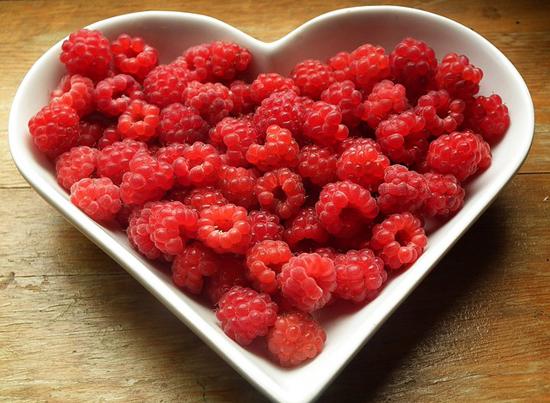 Zdravý jídelníček: Maliny