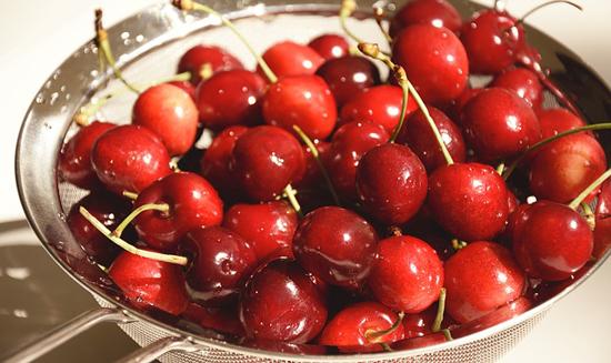 Zdravý jídelníček: Třešně a višně