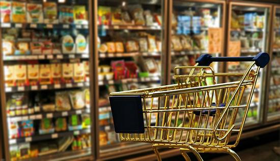 Nákup potravin online přes internet je rychlý, jednoduchý a levný