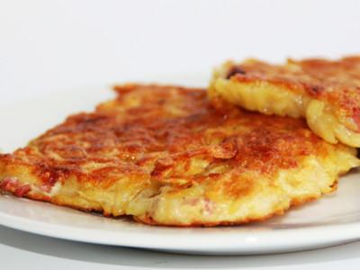Chlebové bramboráčky (chlebáčky)