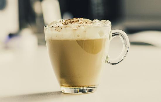 Domácí cappuccinový likér