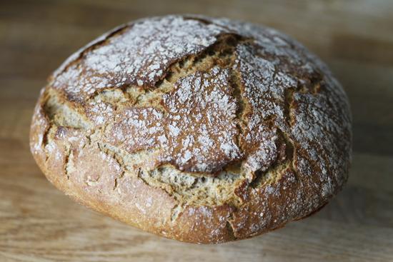 Domácí chléb (chleba) 1