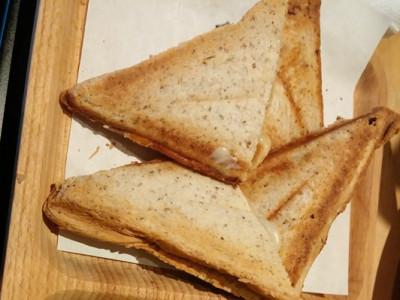 Jablečné toasty za 7 minut
