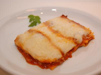 Toastové lasagne (lazaně)