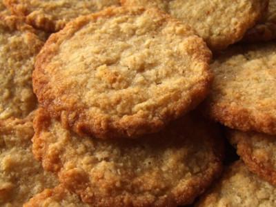 Zázvorové sušenky za pár minut