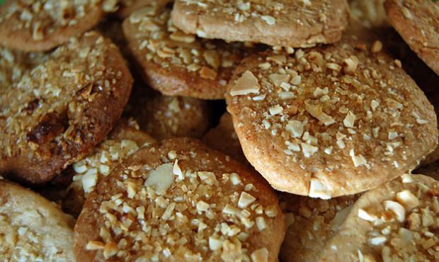 Cereální sušenky