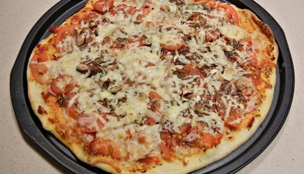 Pizza raz dva