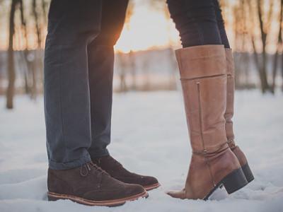 Stylová kožená obuv se hodí k džínám i kalhotám