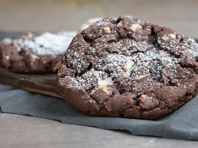 Lísko-oříškové sušenky