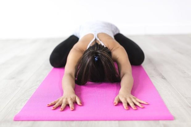 Jóga cvičení doma