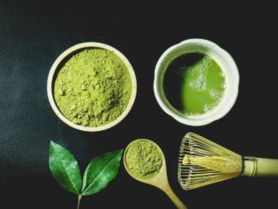 Matcha tea pomáhá při hubnutí a zlepšuje pleť